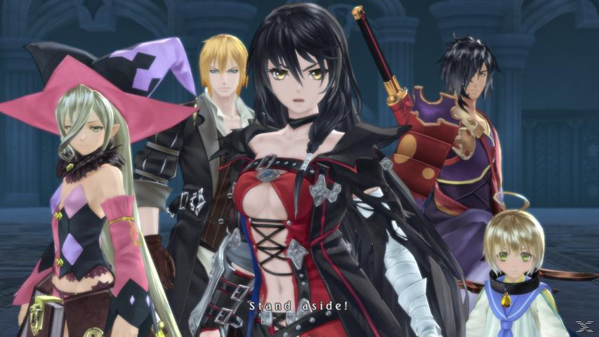 PS4 PlayStation Hits: Tales of Berseria