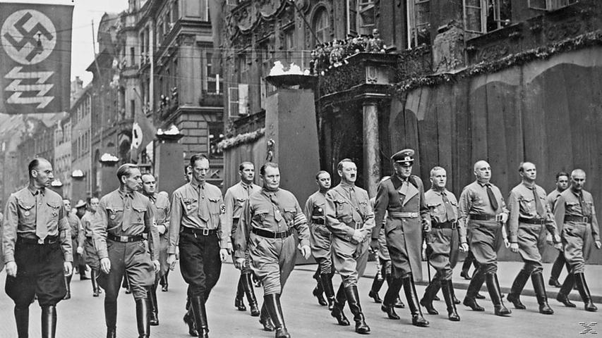 Hitler - Verführer der Massen - (Blu-ray)