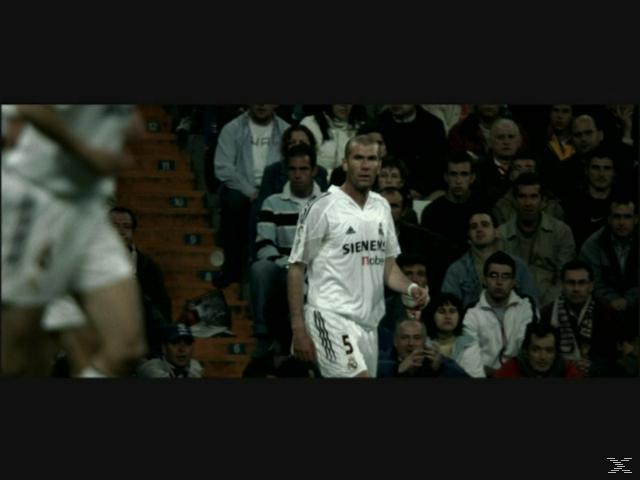 Zidane - Ein Porträt im 21. Jahrhundert - (DVD)