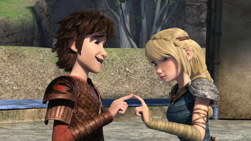 Dragons - Auf zu neuen Ufern Vol. 4 [DVD]
