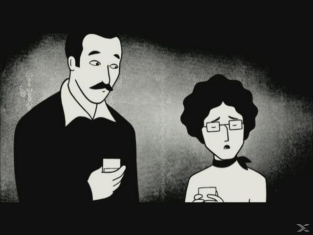 PERSEPOLIS - (DVD)