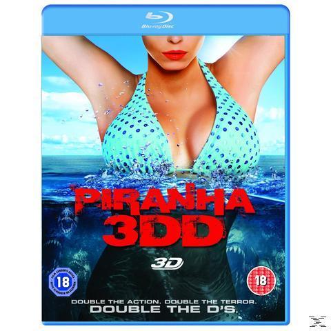 Πιράνχας 3DD: Η Επιστροφή - 2 Disc Bluray