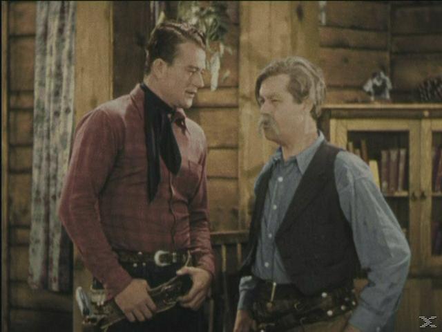 John Wayne in Farbe - Teil 1+2 [DVD]
