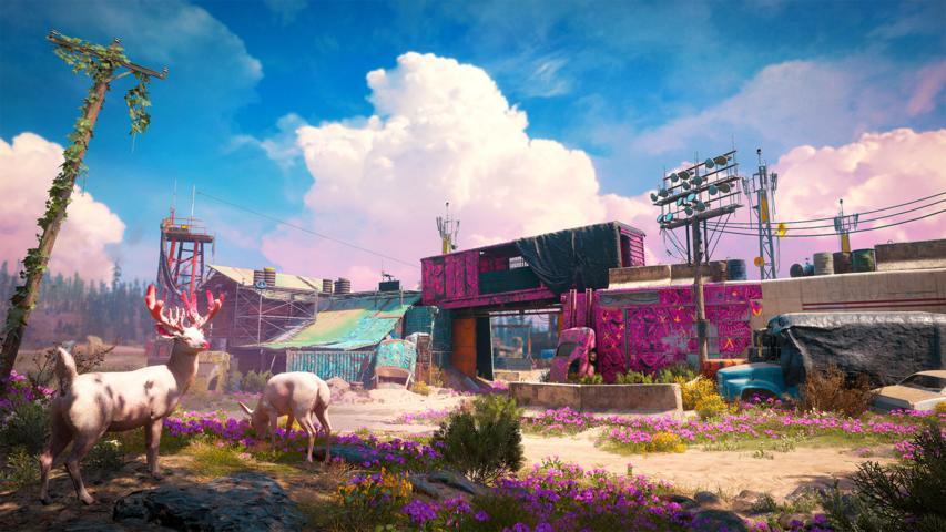 Far Cry New Dawn für PlayStation 4