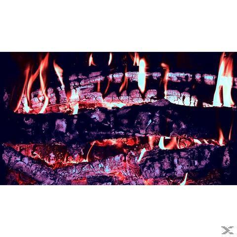 Weihnachtliches Kaminfeuer [DVD]
