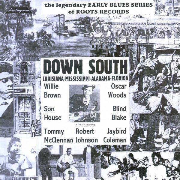 DOWN SOUTH (LP)