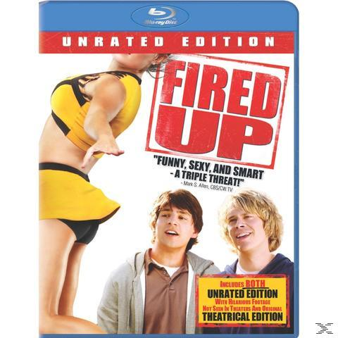 Fired Up-Unrated Version
