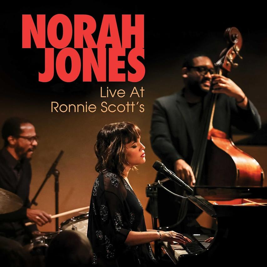 LIVE AT RONNIE SCOTTS (DVD)