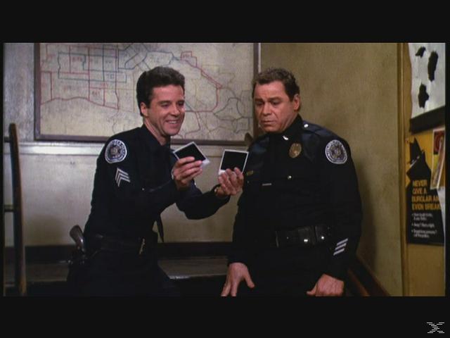 Police Academy + Police Academy 2 [Blu-ray]