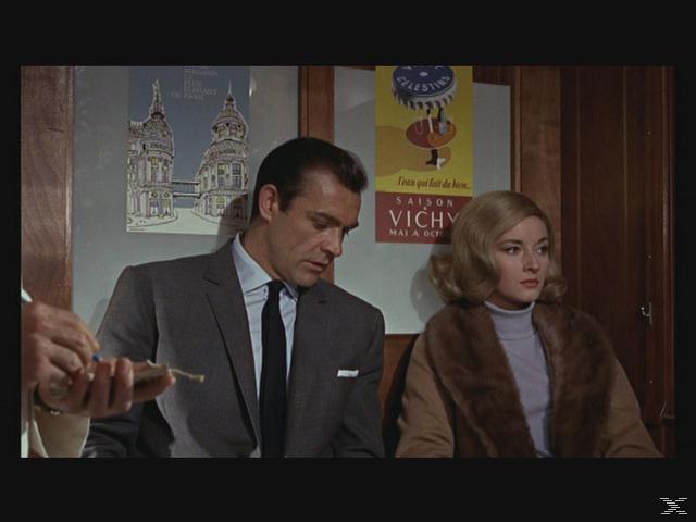 James Bond 007 - Liebesgrüße aus Moskau - (Blu-ray)