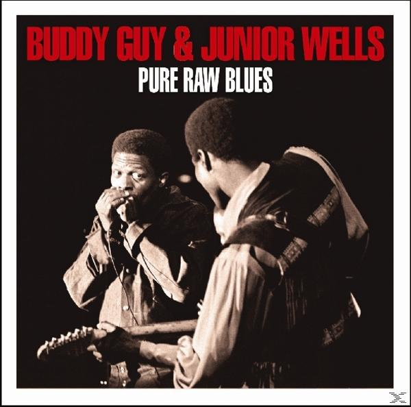 PURE RAW BLUES (2CD)