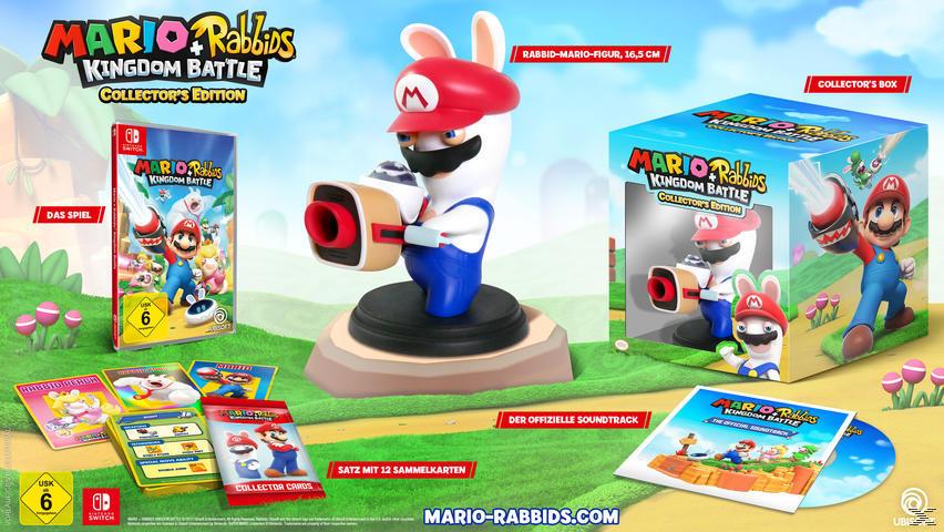 Mario & Rabbids Kingdom Battle (Collectors Edition) [Nintendo Switch]
