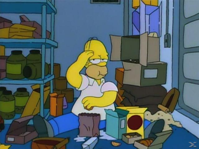 Die Simpsons - Staffel 6 - (DVD)