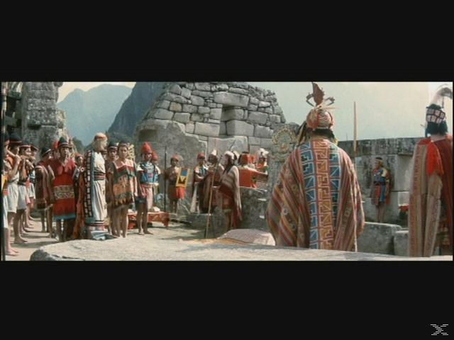 Das Vermächtnis des Inka - (DVD)