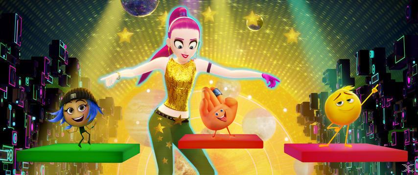 Emoji - Der Film Animation/Zeichentrick Blu-ray