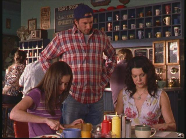 Die Gilmore Girls - Die komplette 3. Staffel [DVD]