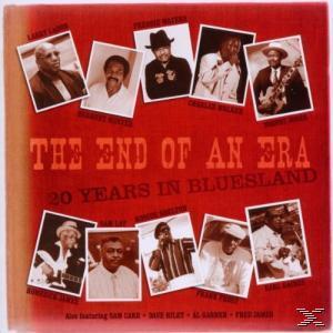 END OF AN ERA: 20 YEARS IN BLUESLAND