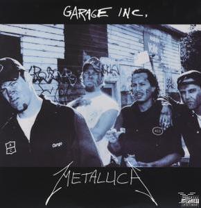 Garage Inc-3lp