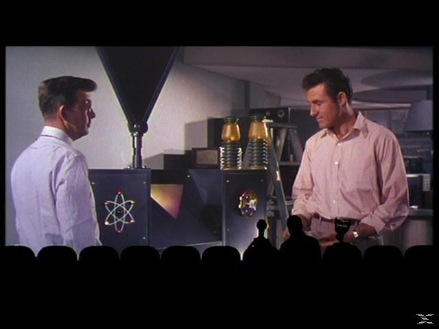 MYSTERY SCIENCE THEATER 3000 - THE MOVIE - (DVD)