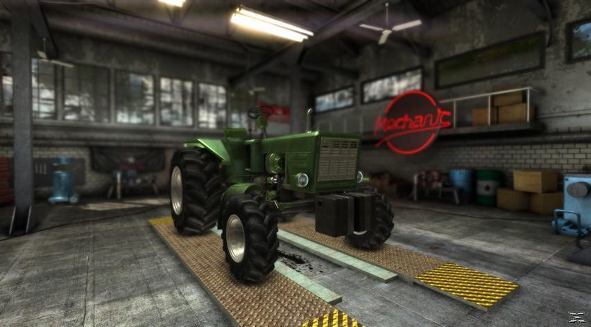 Traktor-Werkstatt Simulator 2015 - PC