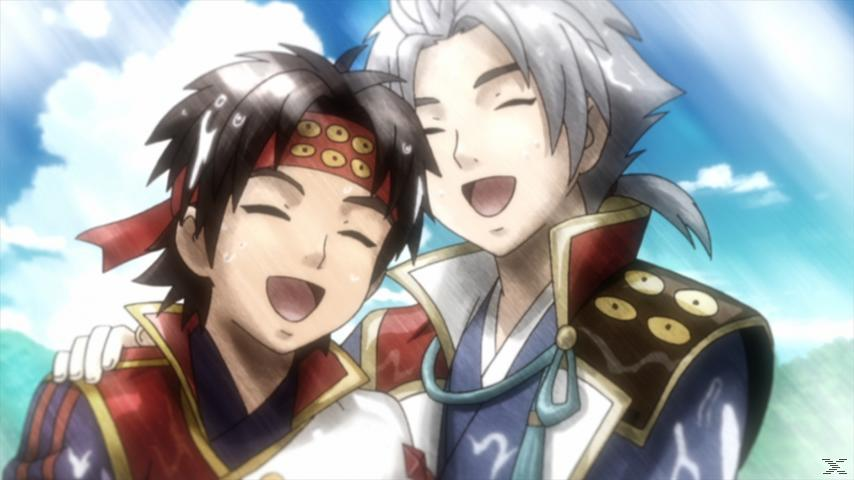 Samurai Warriors Ep. 01-06 - (Blu-ray)