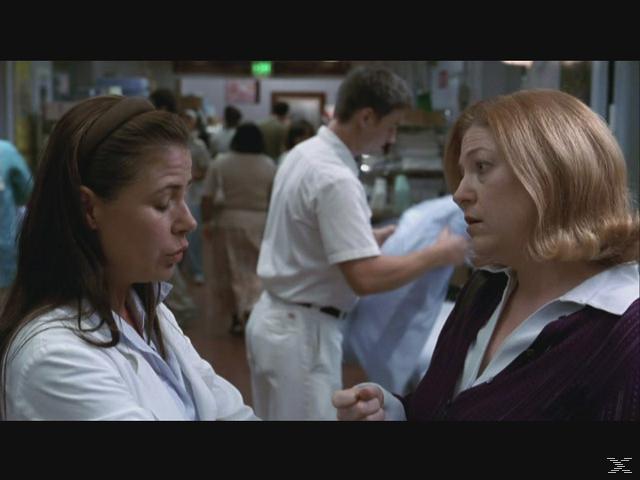 E.R. - Emergency Room - Staffel 15 - (DVD)
