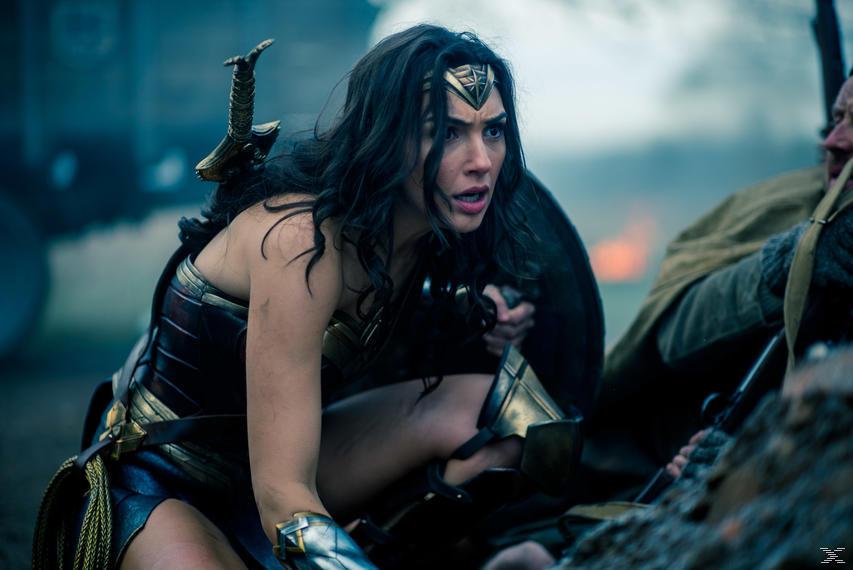 Wonder Woman - Steelbook - (4K Ultra HD Blu-ray)