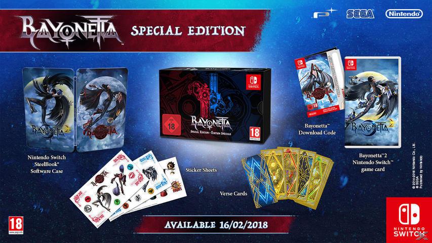 Bayonetta (Special Edition) - Nintendo Switch