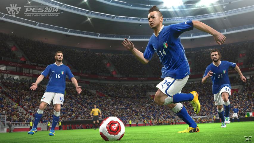 PES 2014: Pro Evolution Soccer [Xbox 360]