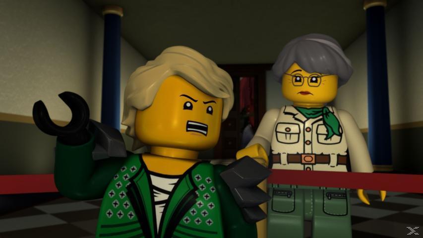 Lego Ninjago Komplettbox - Folge 1-26 - (DVD)