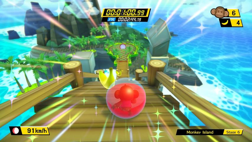 Super Monkey Ball Banana Blitz HD für Xbox One