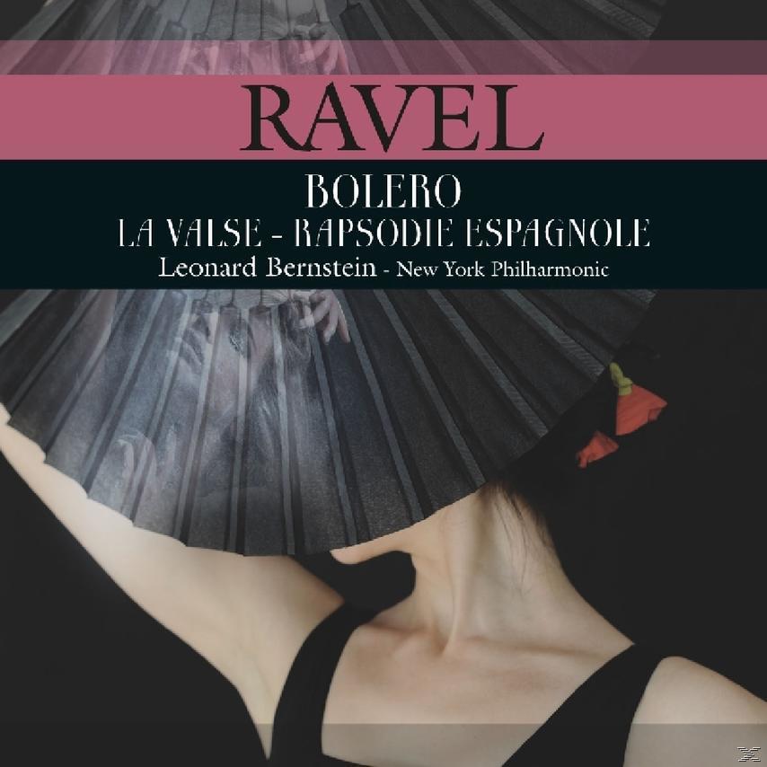 BOLERO LA VALSE RAPSODIE  ESPAGNOLE (LP)
