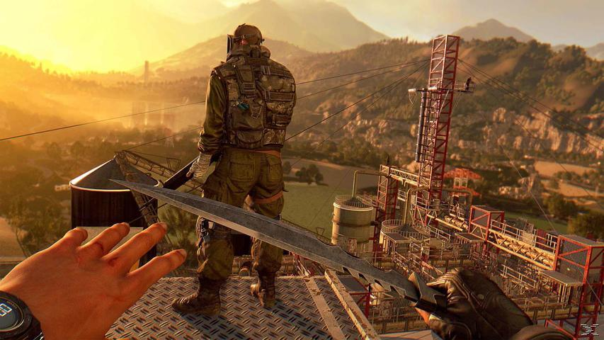Dying Light: The Following - Enhanced Edition für PlayStation 4