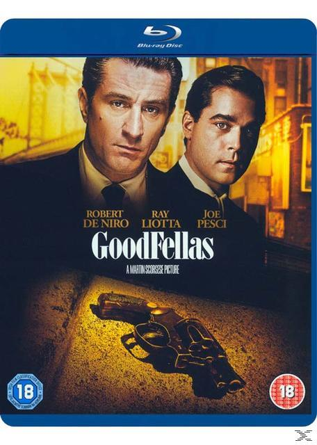 GOODFELLAS 25TH ANN[BLU RAY]