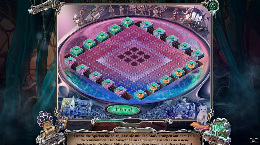 Sable Maze: Der verbotene Garten - PC