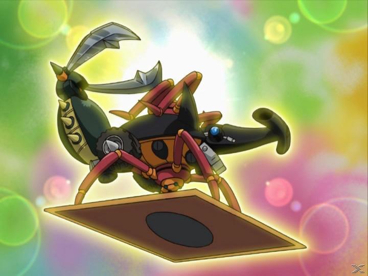 Yu-Gi-Oh! GX - Staffel 2.2  (Folge 80-104) - (DVD)