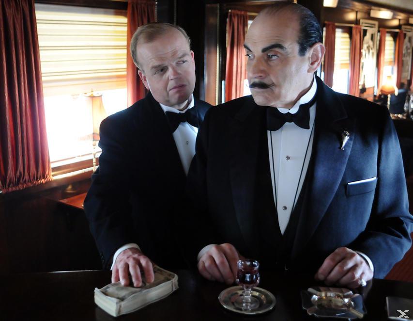 Poirot - Mord im Orient-Express - (DVD)