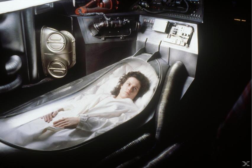 Alien Anthology 1-4 Innopack (Media Markt Exklusiv) [Blu-ray]
