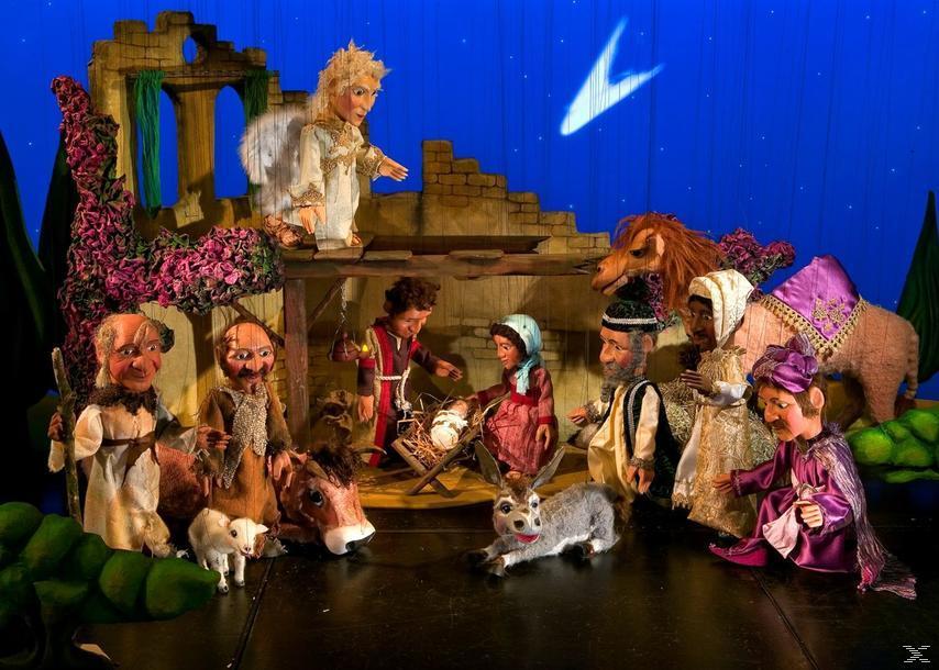 Augsburger Puppenkiste - Die Weihnachtsgeschichte - (DVD)