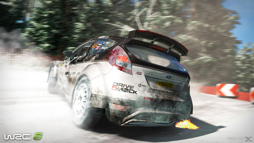 WRC 6 [PlayStation 4]