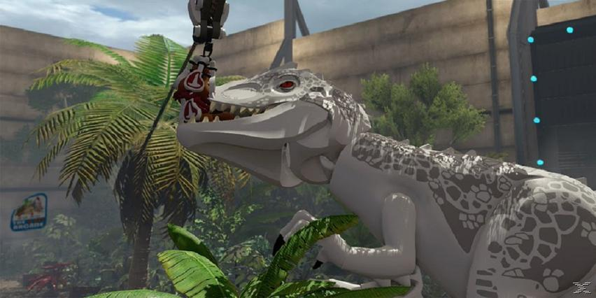 Indominus Rex bricht aus - (DVD)