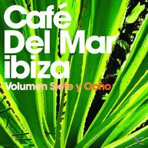 Café Del Mar - Volumen Siete Y Ocho