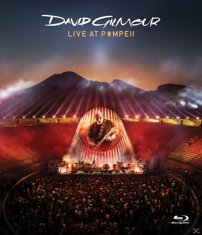 LIVE AT POMPEII (BLUE RAY)