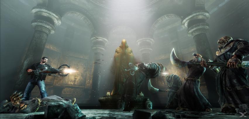Damnation [Xbox 360]