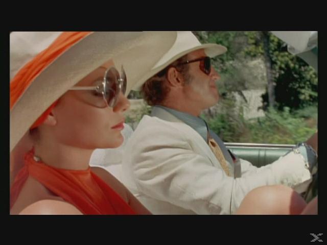 Die grosse Belmondo-Edition - (DVD)