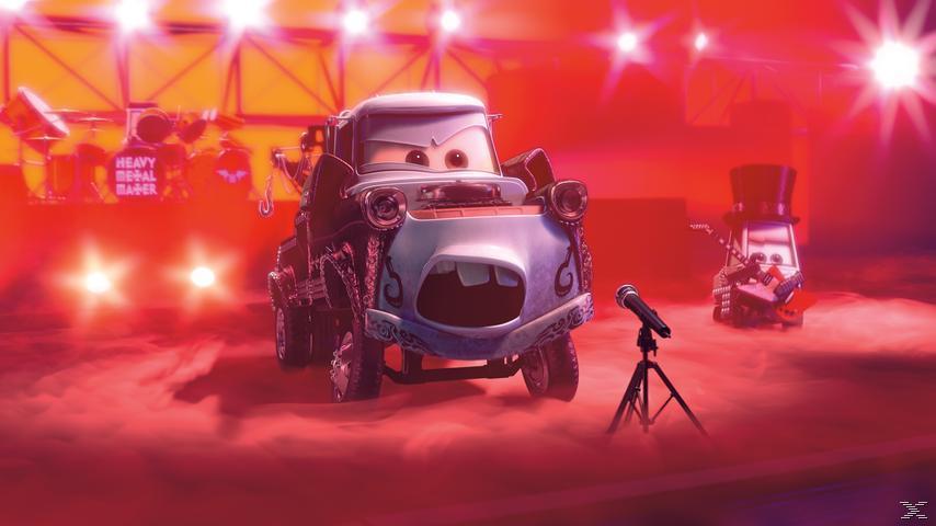 Cars Toon - Hooks unglaubliche Geschichten [Blu-ray]