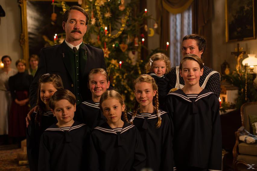 Die Trapp Familie – Ein Leben für die Musik - (Blu-ray)