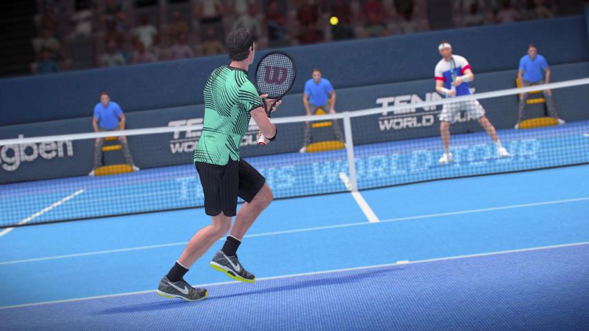 Tennis World Tour - Roland-Garros Edition für Nintendo Switch