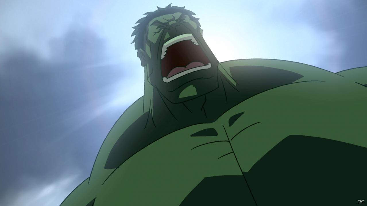 Hulk vs. - Thor & Wolverine - (DVD)