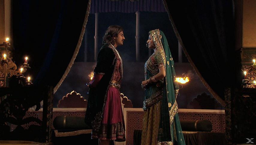 Jodha Akbar - Die Prinzessin und der Mogul - Box 3 (Folge 29-42) - (DVD)
